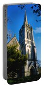 Co Carlow, Myshall Church Dedicated To Portable Battery Charger
