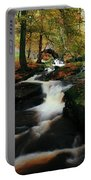 Co Wicklow, Ireland Waterfalll Near Portable Battery Charger
