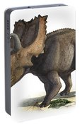 Coahuilaceratops Magnacuerna Portable Battery Charger