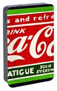 Coca-cola  Relieves Fatigue Portable Battery Charger