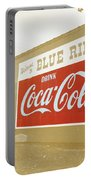 Coca-cola Sepia Portable Battery Charger