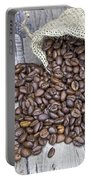 Coffee Beans Portable Battery Charger