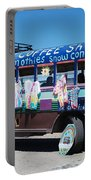 Coffee Bus Portable Battery Charger