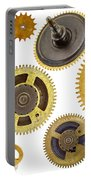 Cogwheels - Gears Portable Battery Charger