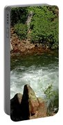 Cold Creek Waters Glen Alpine Creek Portable Battery Charger