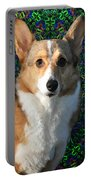 Collie Portable Battery Charger by Bill Cannon