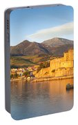 Collioure At Dawn Portable Battery Charger
