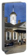 Colonial Williamsburg Courthouse Portable Battery Charger