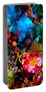 Color 91 Portable Battery Charger by Pamela Cooper