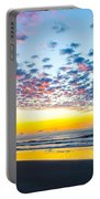 Color In The Sky Portable Battery Charger