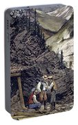 Colorado Silver Mines, 1874 Portable Battery Charger