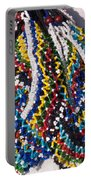 Colorful Beads Jewelery Portable Battery Charger