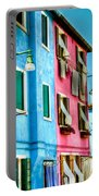 Colorful Burano Portable Battery Charger