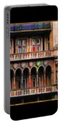 Colorful Fastasy British Building Portable Battery Charger