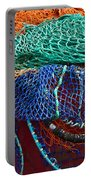 Colorful Fishing Nets 2 Portable Battery Charger