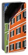 Colorful Kitzbuehel - Austria Portable Battery Charger