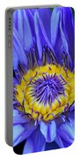 Colorful Lily Portable Battery Charger