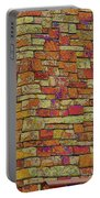Colorful Stacked Stone Portable Battery Charger