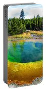Colorful Yellowstone Portable Battery Charger