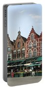 Colors Of Brugge Portable Battery Charger