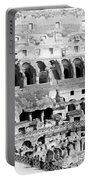 Colosseum In Rome Itlay - Interior - C 1904 Portable Battery Charger