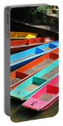 Colourful Punts Portable Battery Charger