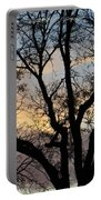 Colours Of The Dusk Portable Battery Charger