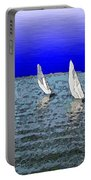 Come Sail Away With Me Portable Battery Charger