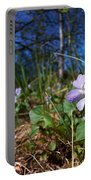Common Dog-violet Portable Battery Charger