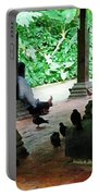 Communing With The Birds Portable Battery Charger