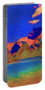 Complementary Mountains Portable Battery Charger