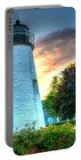 Concord Point Lighthouse 2 Portable Battery Charger