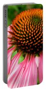 Cone Flower And Guest Portable Battery Charger
