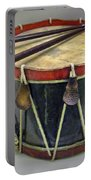 Confederate Drum Portable Battery Charger