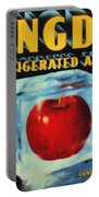 Congdon Refrigerated Apples Portable Battery Charger