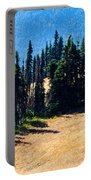 Conifer Clusters Portable Battery Charger