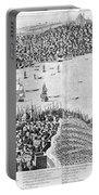 Constantinople, 1713 Portable Battery Charger