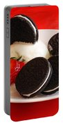 Cookies N Cream Portable Battery Charger