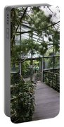 Cool House Inside The National Orchid Garden In Singapore Portable Battery Charger