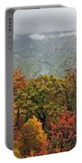 Cooper's Rock West Virginia Portable Battery Charger