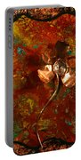 Copper Flower Portable Battery Charger