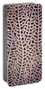 Coral Pattern Portable Battery Charger