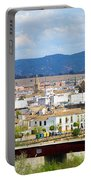 Cordoba Cityscape In Spain Portable Battery Charger