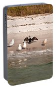 Cormorant Stands Out Portable Battery Charger