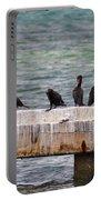 Cormorants Key West Portable Battery Charger