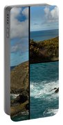 Cornwall North Coast Portable Battery Charger by Brian Roscorla