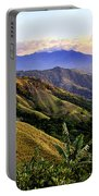 Costa Rica Rolling Hills 1 Portable Battery Charger