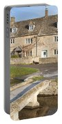 Cotswold Village Of Lower Slaughter Portable Battery Charger