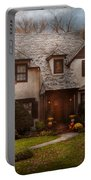 Cottage - Westfield Nj - The Country Life Portable Battery Charger by Mike Savad