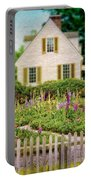 Cottage And Garden Portable Battery Charger